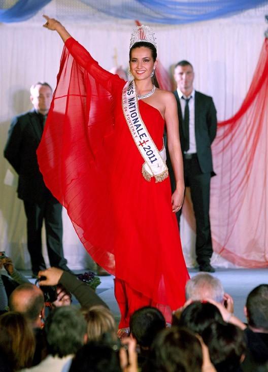 Sublime, pour l'élection de miss Franche-Comté !