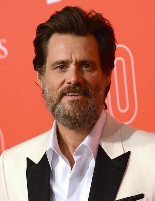 Photos : barbu, bouffi, vieilli, Jim Carrey est méconnaissable !