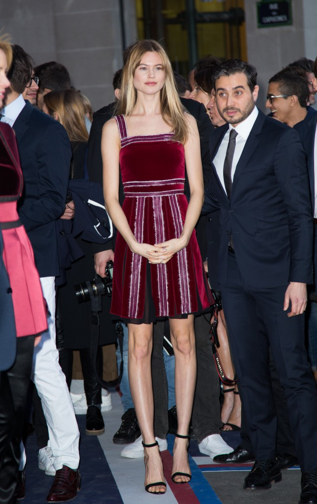 Photos : Behati Prinsloo : sublime égérie Tommy Hilfiger à Paris !