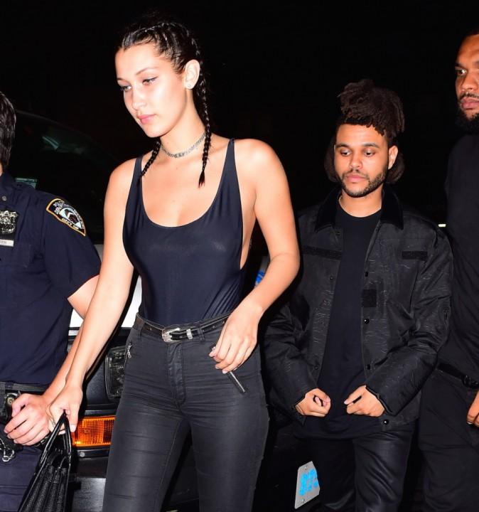 Photos : Bella Hadid et The Weeknd : main dans la main à New York, ils officialisent !