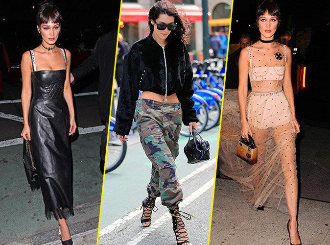 Bella Hadid : Un nouveau marathon fashion pour son rendez-vous chez Dior !