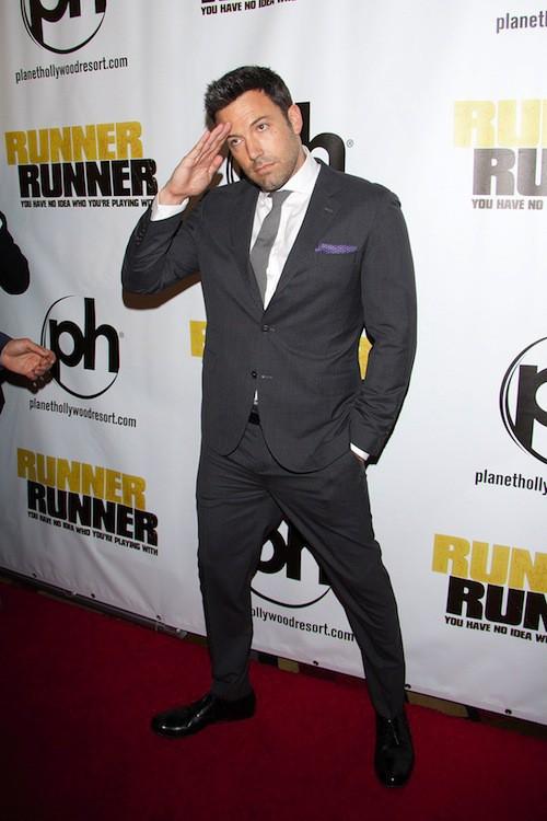 Photos : Ben Affleck : c'est quoi ces traces suspectes ?