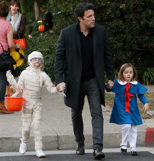 Halloween, c'est en famille aussi !