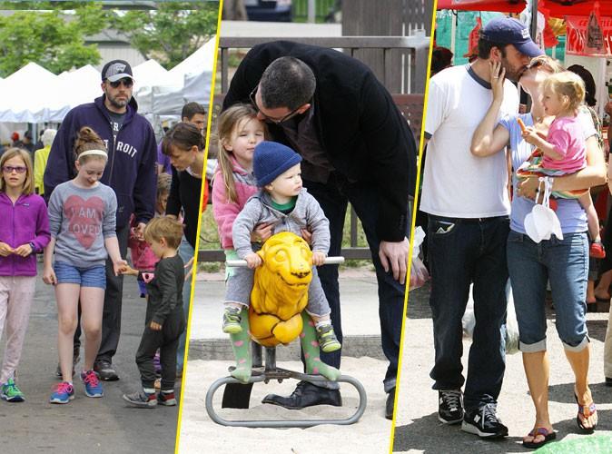 Photos : Ben Affleck et Jennifer Garner divorcent… La fin d'une famille parfaite ?