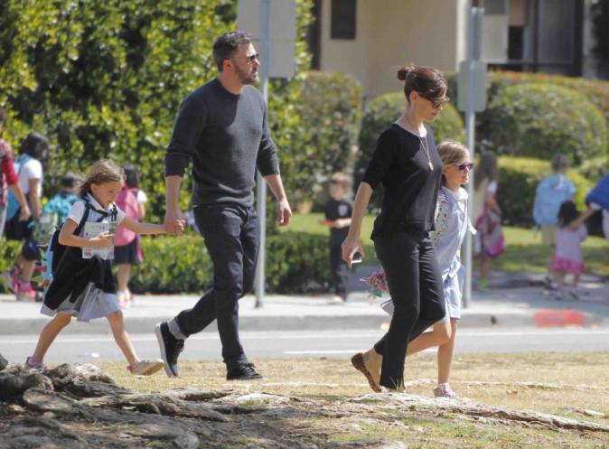 Ben Affleck et Jennifer Garner : malgré les rumeurs, ils font bonne figure !