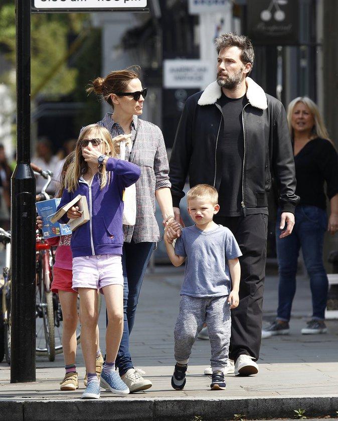 Photos : Ben Affleck et Jennifer Garner : Sur la voie de la réconciliation ?
