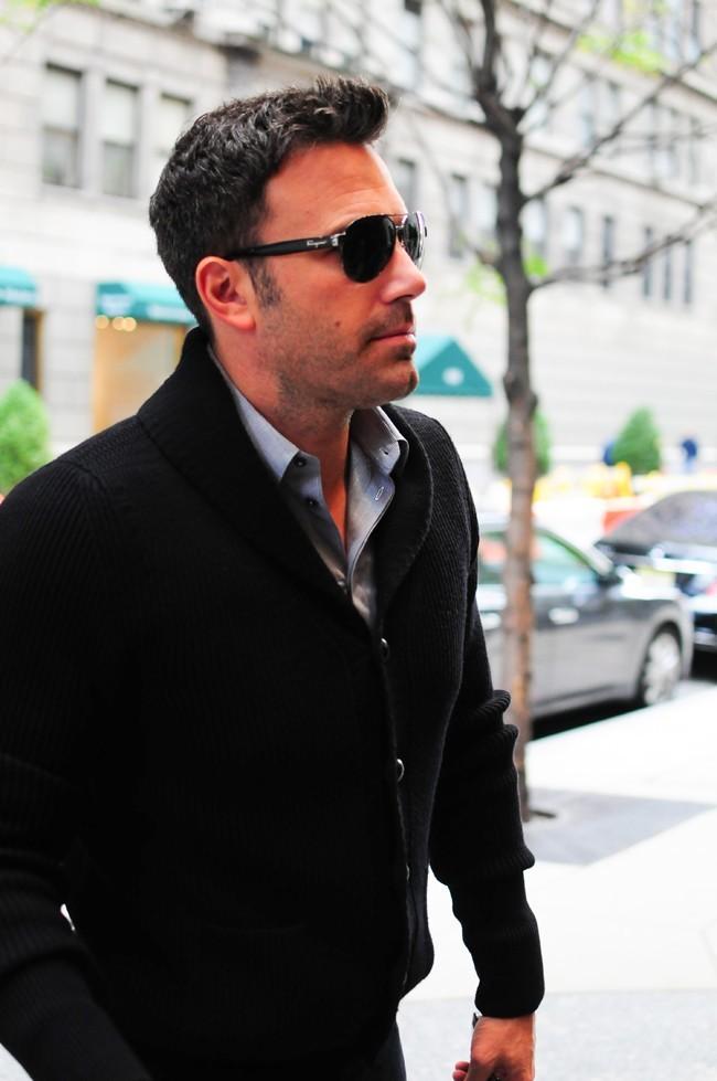 Ben Affleck, New Yorl, 9 octobre 2012.
