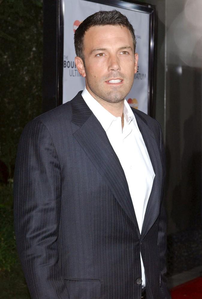 Photos : Ben Affleck en 2007