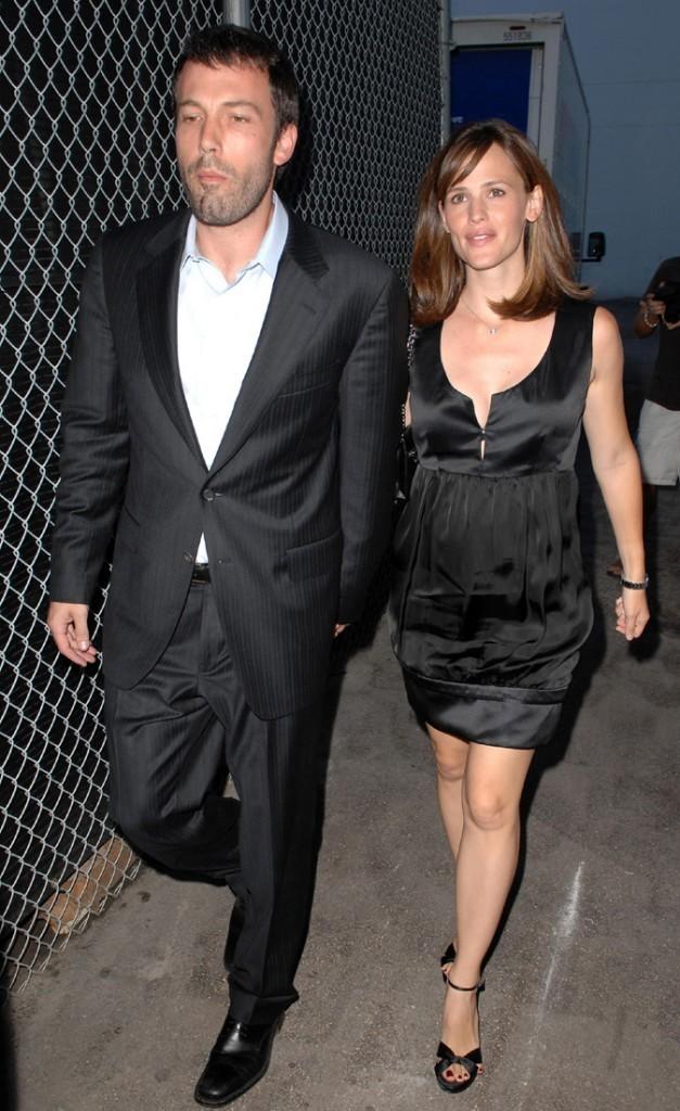 Photos : Ben Affleck et Jennifer Garner en 2008
