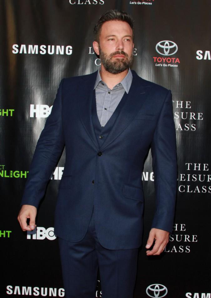 Ben Affleck : Première apparition officielle depuis sa séparation, avec son alliance au doigt !