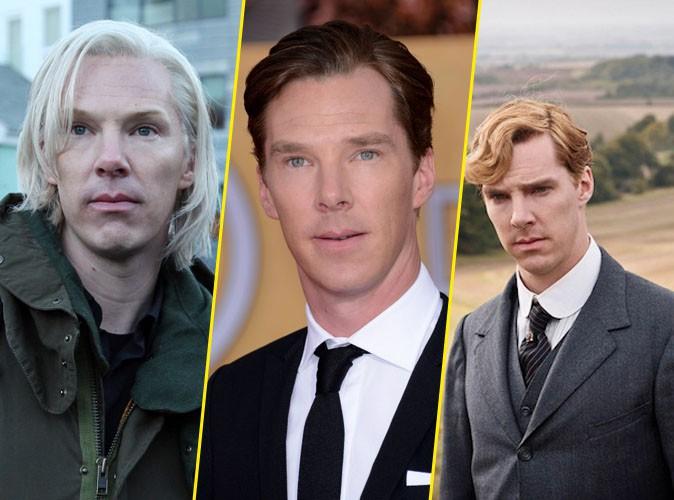 """Benedict Cumberbatch se confie sur sa tête de """"loutre"""" !"""