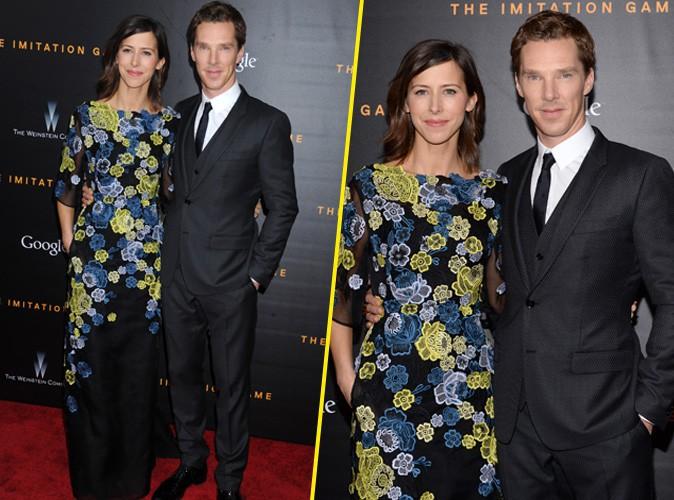 Sophie Hunter et Benedict Cumberbatch le 17 novembre 2014