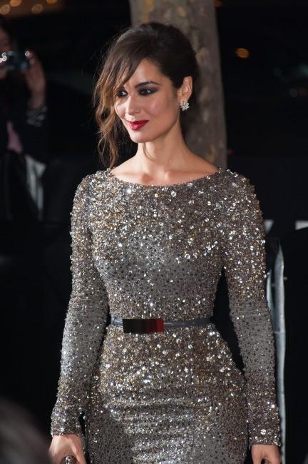 Bérénice Marlohe le 24 octobre 2012 à Paris