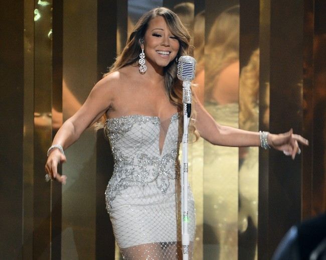 Mariah Carey lors des BET Awards 2013 à Los Angeles, le 30 juin 2013.