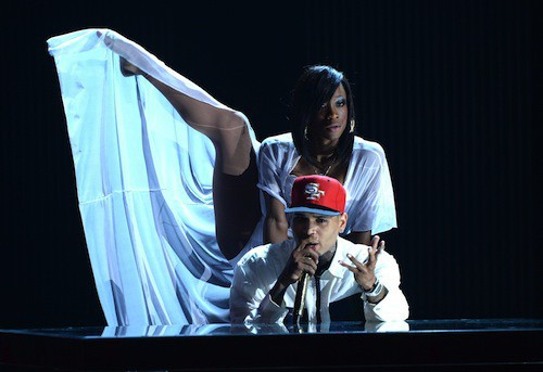 Photos : BET Awards 2015 : Rihanna, Chris Brown, Karrueche Tran : les ex réunis !