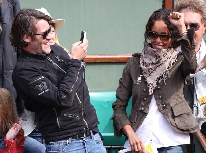 Roland Garros, ce n'est pas seulement du tennis ! N'est-ce pas Sonia ?