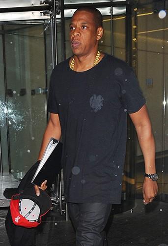 Jay Z à New York le 30 mai 2014