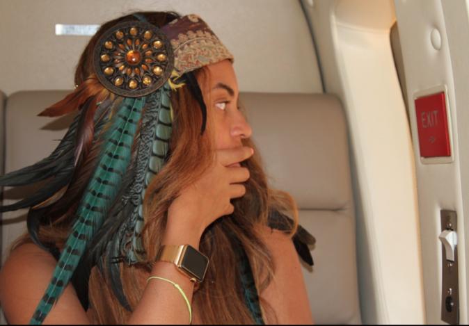 Photos : Beyoncé affiche fièrement ses avantages de stars !