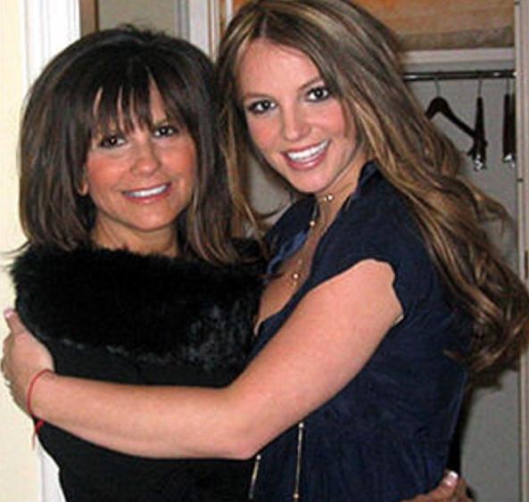 Lynne et Britney Spears !