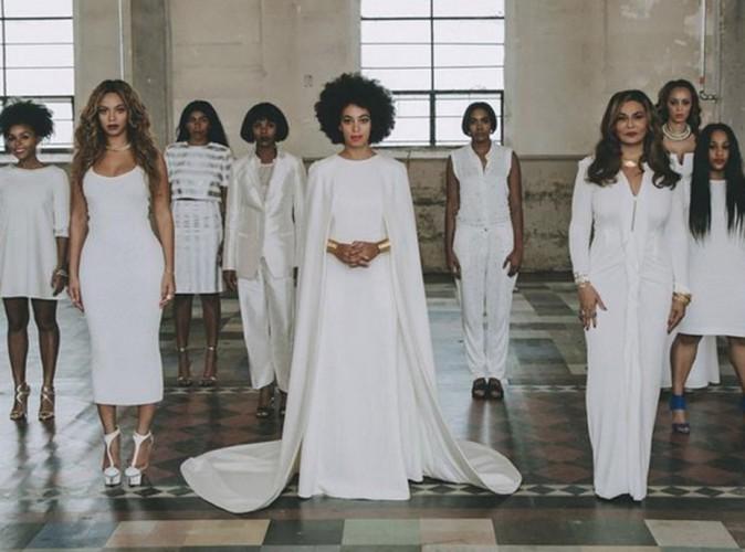 Le mariage de Solange Knowles