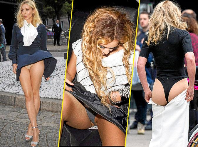 Photos : Beyoncé, Britney Spears, Rita Ora ... des stars vraiment trop culottées !