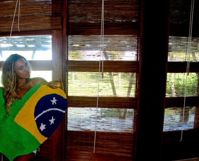 Beyoncé au Brésil !