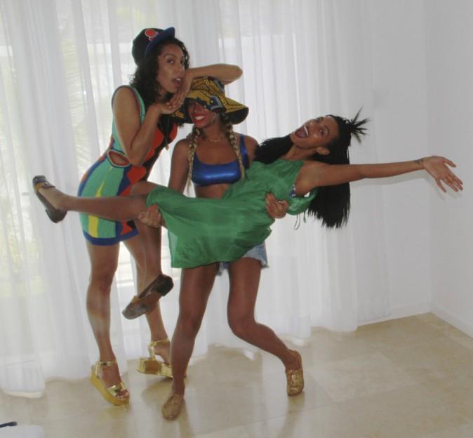 Photos : Beyoncé : divinement sexy en bikini pour un petit break en famille !