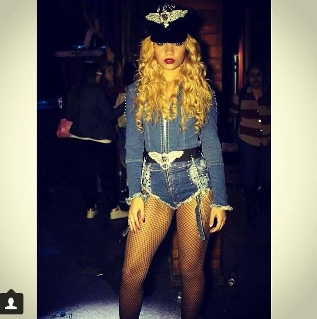 Beyoncé : elle compile tous les plus beaux looks d'Halloween de ses fans ! DR
