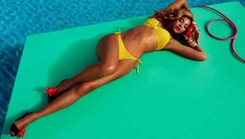 H&M a dévoilé d'autres clichés de la campagne été avec Beyoncé !