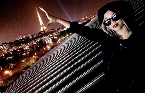 Photos : Beyoncé : escapade en amoureux avec Jay-Z à Paris !