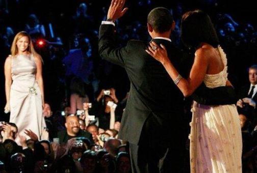 Beyoncé chante pour le premier bal du couple présidentiel américain !