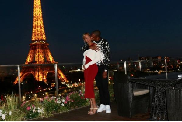 Paris, ville lumière et ville de l'amour !