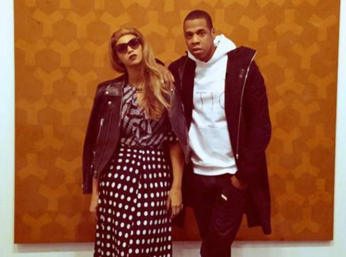 Beyonc� et Jay-Z : accros � l'art contemporain, ils encha�nent les mus�es � Londres !