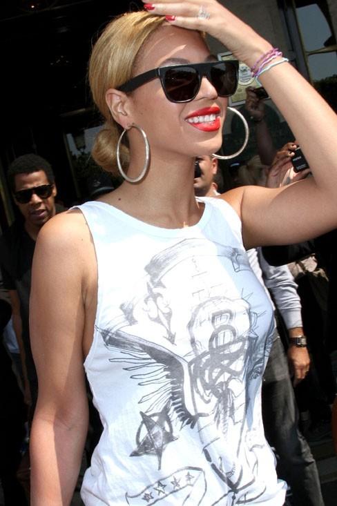 Beyoncé, tu reviens quand tu veux !