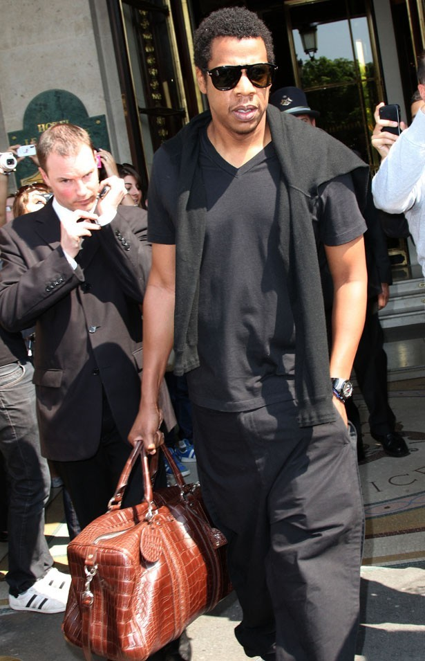 Jay Z l'air toujours aussi cool !