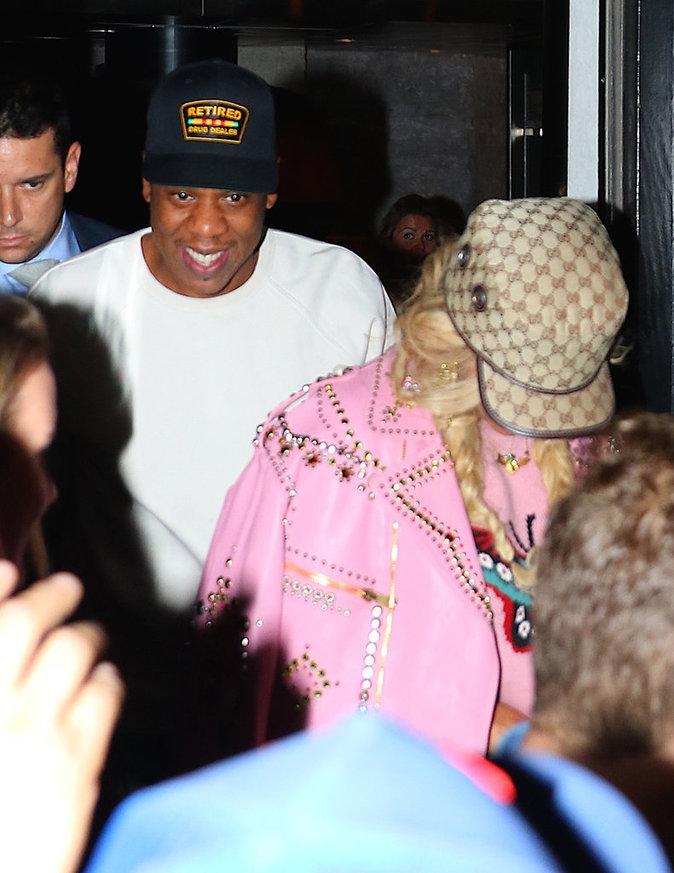 Beyonc� et Jay-Z : mais que nous pr�parent-ils ?
