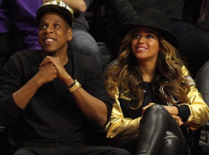 Beyoncé et Jay-Z : match de basket captivant avant de retrouver Kim et Kanye !