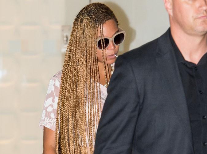 Beyoncé : fini l'escapade dans les Hamptons, elle est de retour à New-York !