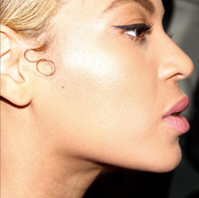 Beyoncé le 3 juin 2015
