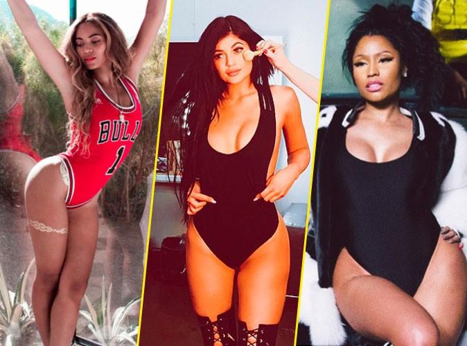 Beyoncé, Kylie Jenner et Nicki Minaj