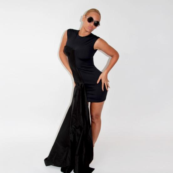 Beyoncé le 11 juin 2015