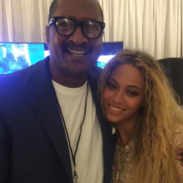 Photos : Beyoncé : la guerre est finie avec son père !