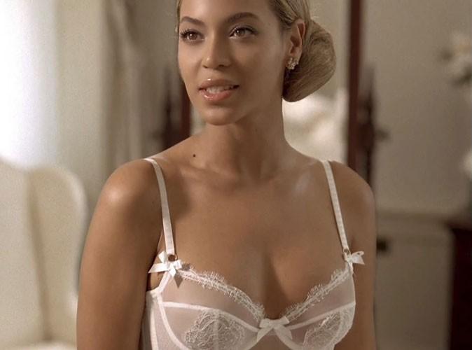 Beyoncé dévoile ses formes aguicheuses... Un pied de nez au destinataire de cette chanson ?