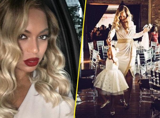 Beyoncé le 15 novembre 2015
