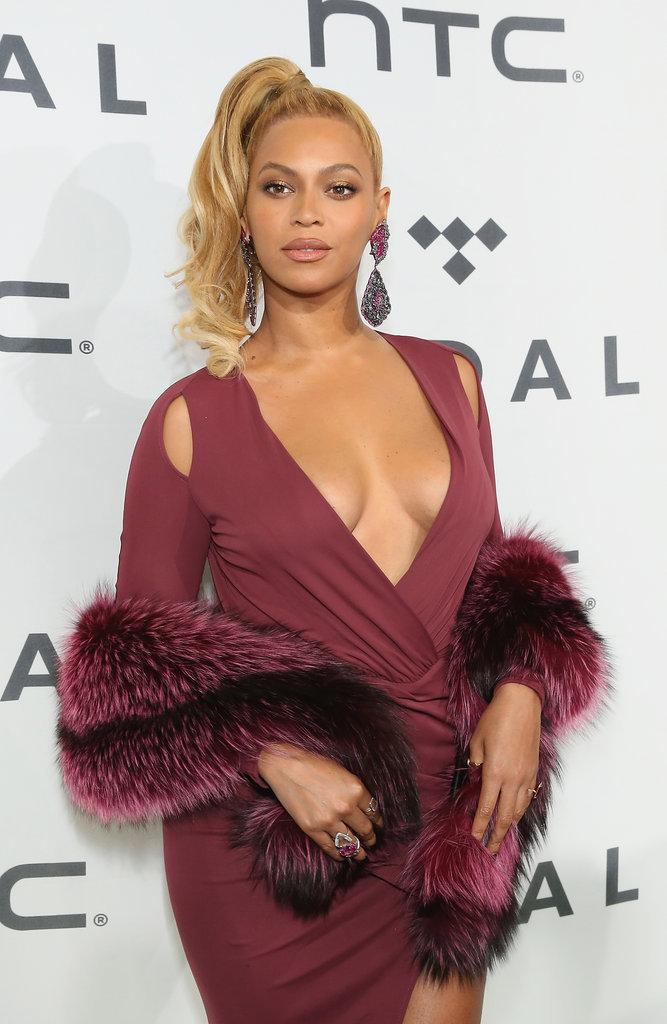 Beyoncé le 20 octobre 2015