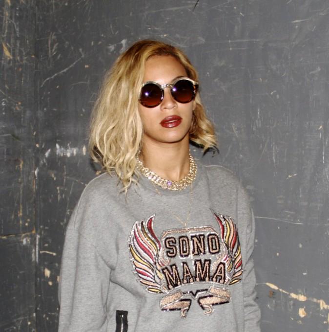 La tendance sweat vue par Beyoncé !