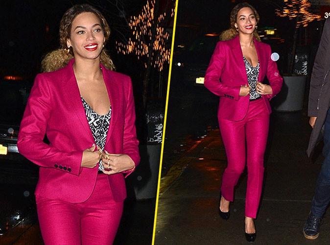 Beyoncé le 22 décembre 2014