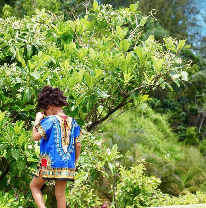 Photos : Beyoncé si sereine, Blue Ivy sirène !