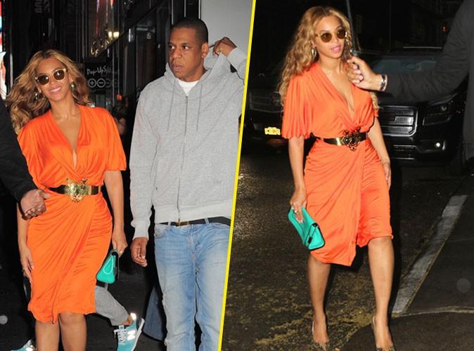 Beyoncé et Jay-Z le 27 mai 2015
