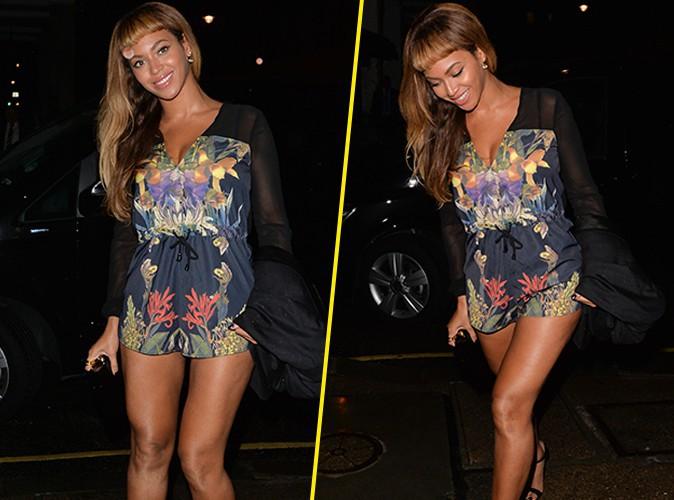 Photos : Beyoncé : terriblement sexy pour une soirée avec Adele et Jay-Z !